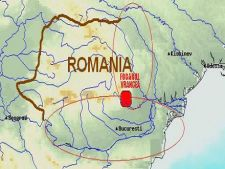 Au avut loc trei cutremure, azi-dimineata, in Romania