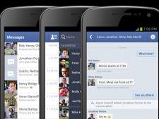 Facebook va dezvolta o functie noua pentru messengerul de pe iPhone si telefoanele cu Android