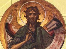 Doua milioane de romani isi sarbatoresc onomastica de Sfantul Ioan Botezatorul
