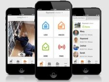 CES 2013: iSmartAlarm, aplicatia mobila care iti apara casa de hoti