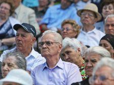Pensiile pe luna ianuarie vor fi mai mari cu 4%