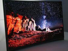 CES 2013: Noul TV Samsung OLED propune o revenire la ecranul curbat!