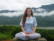 10 zile de meditatie in India
