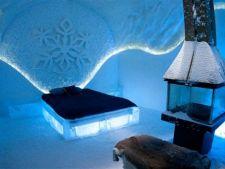 Cele mai fascinante hoteluri de gheata din lume