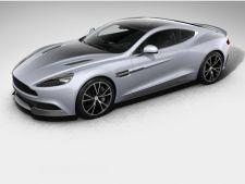 Aston Martin a lansat Vanquish Centenary Edition