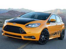Ford a lansat o versiune modificata a lui Focus ST