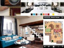 Aplicatii Android pentru decorarea locuintei