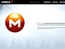 Megaupload revine! Mega a strans 1 milion de utilizatori din prima zi