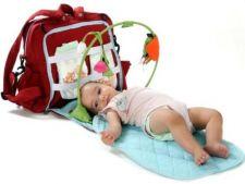 Ce trebuie sa contina geanta pentru scutece