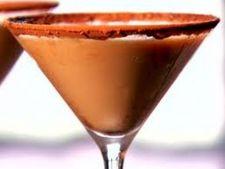 Martini cu chilli si cacao