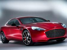 Aston Martin a publicat primele informatii legate de modelul Rapide S