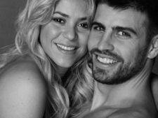 Shakira a publicat online prima poza cu baietelul ei