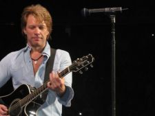 Bon Jovi lanseaza un album despre primul mandat al lui Barack Obama
