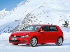 Noul Volkswagen Golf 7 4 Motion poate fi comandat si in Romania
