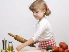 Ateliere de gatit pentru copii la inceput de februarie