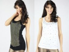 ADVERTORIAL: Cele mai chic tricouri si maiouri sub 100 de lei, in magazinul Hainelid.ro