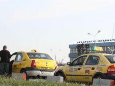 Noi reguli de organizare pentru taximetristi la aeroportul Otopeni