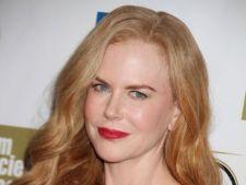 Nicole Kidman renunta la tratamentele cu botox