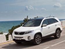 Kia Sorento facelift este disponibila si in Romania