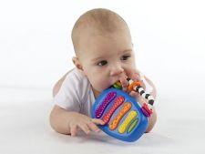 Invata sa stimulezi simturile bebelusului