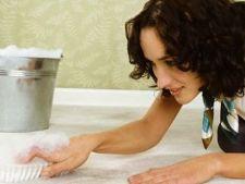 Solutii naturale pentru curatat casa