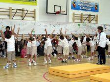 Numarul orelor de sport din scoli ar putea creste