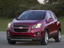 Chevrolet Trax, disponibil in  Romania din septembrie 2013