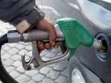 Pretul benzinei a crescut la statiile Petrom
