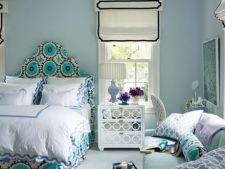 5 dormitoare pentru firi romantice
