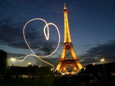 Parisul, orasul ideal pentru Ziua Indragostitilor