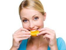 Beneficiile consumului de portocale