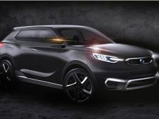 SsangYong prezinta conceptul SiV 1 la Salonul Auto Geneva 2013