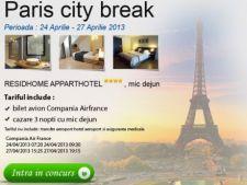 ADVERTORIAL: Ce zici de o intalnire romantica la Paris? Acasa.ro te invita la concurs!