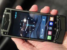 Vertu a lansat primul sau smartphone cu Android