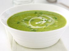 Supa de naut cu menta