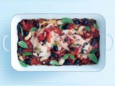 Pui la cuptor in stil italian