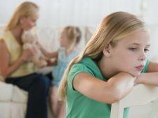 Tratamentul preferantial fata de unul dintre copii, o problema pentru intreaga familie