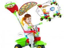 Triciclete Copii de la Smart Trike, liderul mondial in domeniu