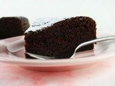 Chec cu ciocolata si bere neagra