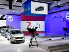 Dacia va lansa doua masini noi la Salonul Auto Geneva 2013