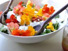 Flori comestibile pe care le poti cultiva in gradina