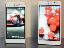 LG dezvaluie doua noi smartphone-uri din gama Optimus Seria F