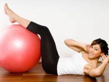 Exercitii fizice de 3-5 minute care ard rapid grasimile