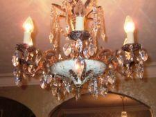 Cum sa restaurezi un candelabru vechi