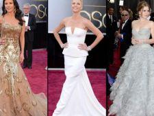 Cel mai bine imbracate  actrite la Oscar