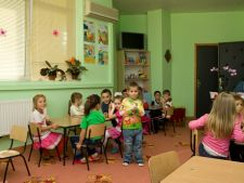 Scandal la Timisoara: O educatoare le-a lipit copiilor scotch la gura