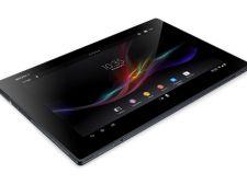 Sony a prezentat Xperia Z, tableta rezistenta la apa