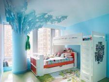 Idei creative de amenajare a camerei copilului tau