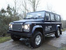 Land Rover prezinta sapte vehicule electrice de teren la Salonul Auto Geneva 2013
