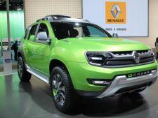 Dacia va prezenta doua modele noi la Salonul Auto de la Geneva